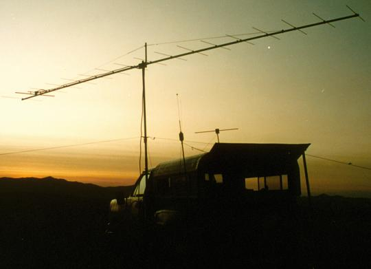 July 1992, Sunset From Adobe Summit, DN20