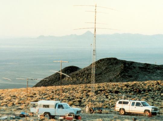June 96 K7XC DM18